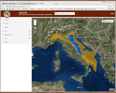 Modellazione geologica 3d