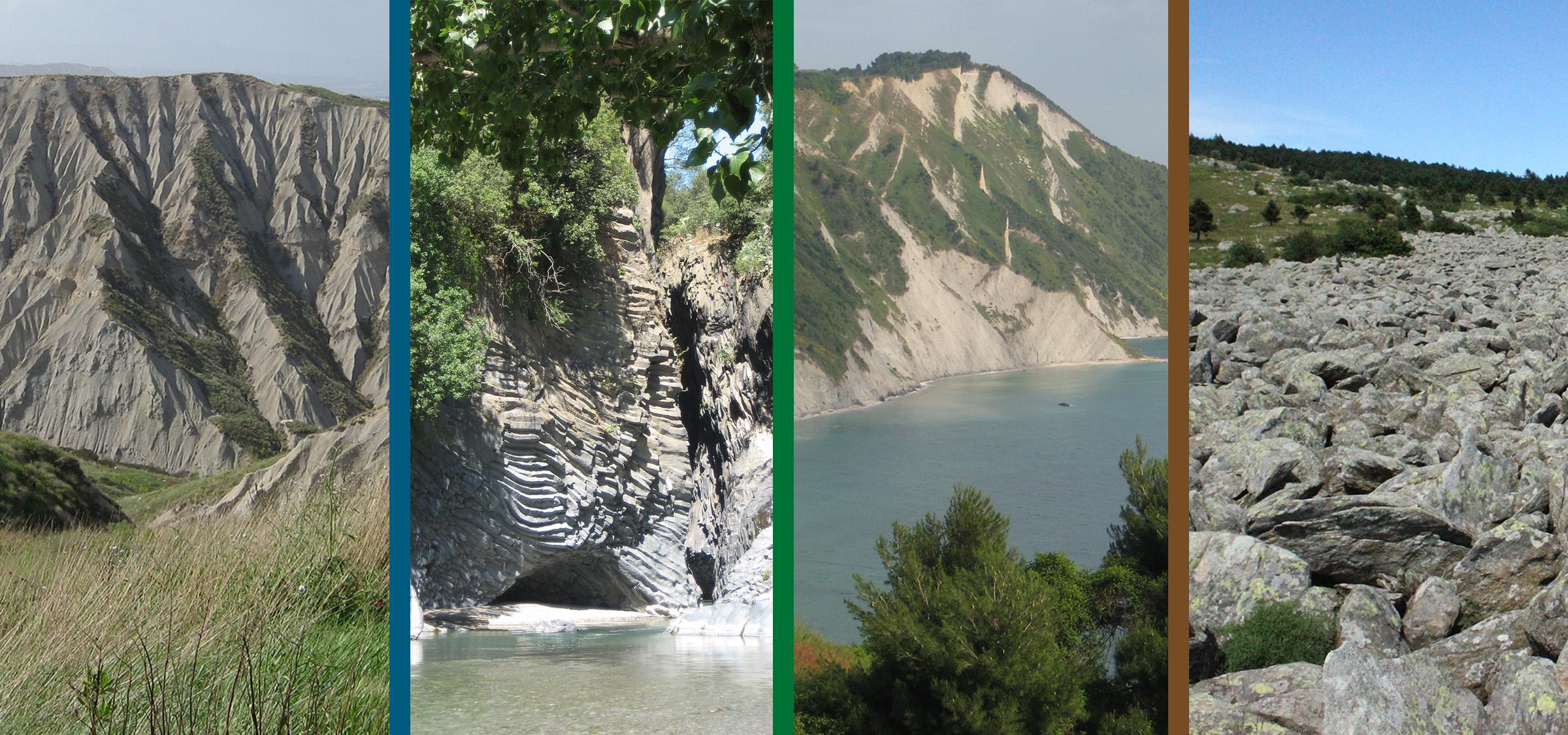 I Geositi in Italia