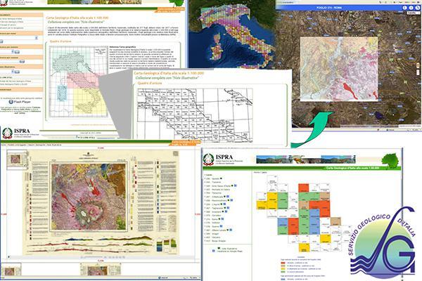 Immagine Mappe tematiche